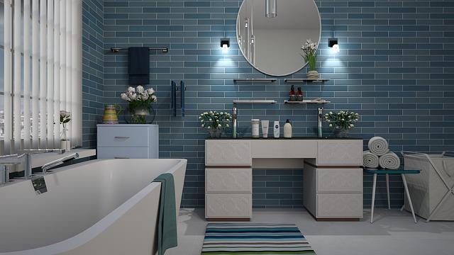 pomieszczenia-w-kolorze-niebieskim-lazienka