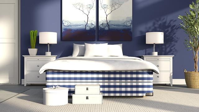 pomieszczenia-w-kolorze-niebieskim-sypialnia