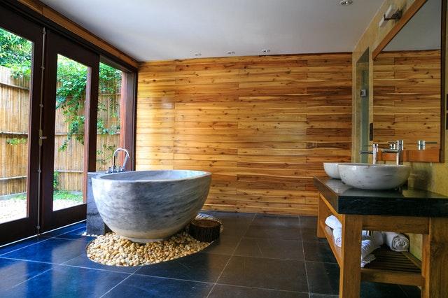 zaprojektowanie łazienki