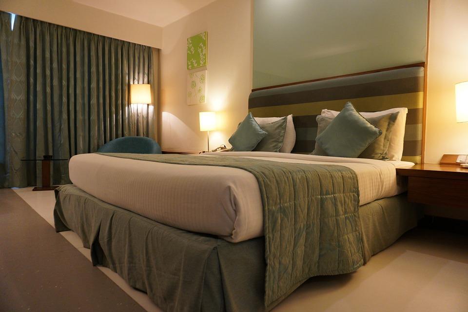 hotelowe oświetlenie jest bardzo ważne dla gości