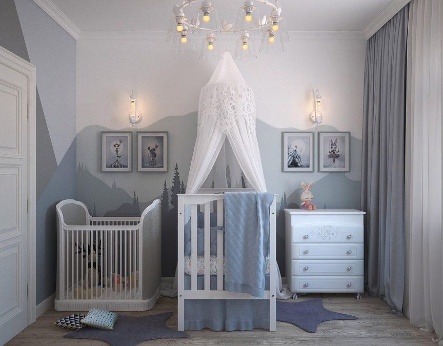 Jak zaaranżować pokój dziecięcy? Top 5 zasad