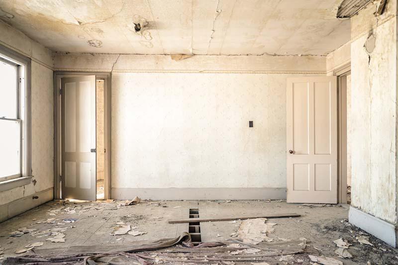 renowacja ścian