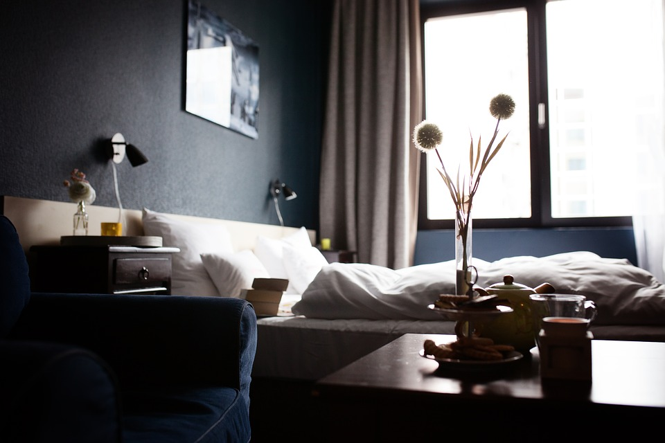 odtwórz ulubiony wystrój hotelowy