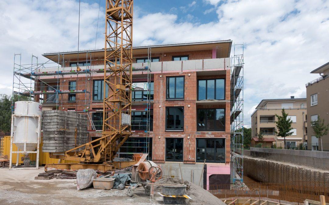 Osuszanie budynków – jakie są sposoby?