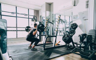 Zagospodarowanie pomieszczenia pod domową siłownię